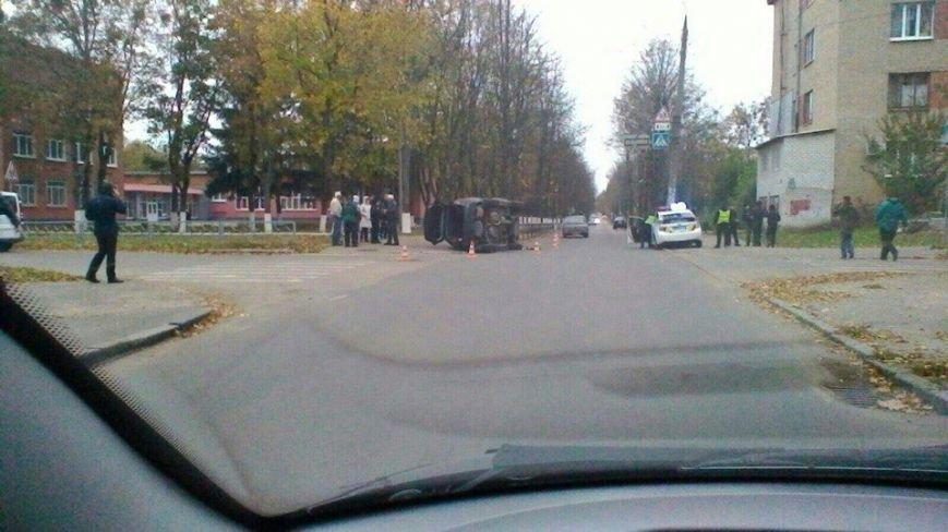 На ХТЗ перевернулись два автомобиля: есть пострадавшие (ФОТО), фото-6