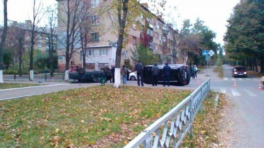На ХТЗ перевернулись два автомобиля: есть пострадавшие (ФОТО), фото-5