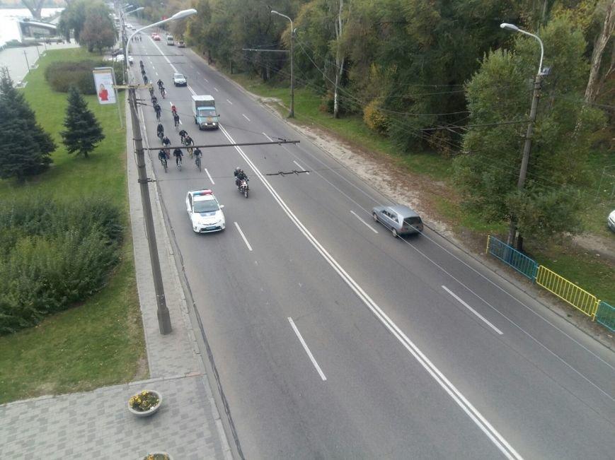 В Днепре состоялся благотворительный велопробег (ФОТО), фото-4