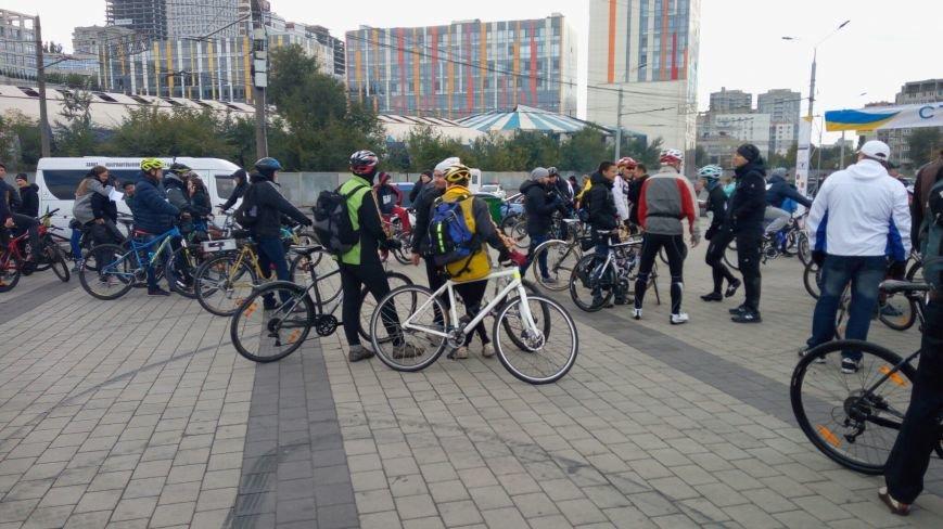 В Днепре состоялся благотворительный велопробег (ФОТО), фото-2