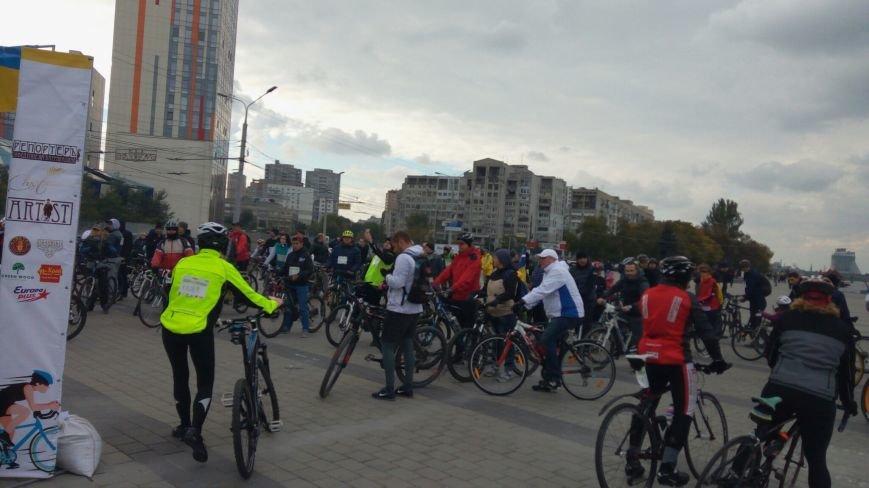 В Днепре состоялся благотворительный велопробег (ФОТО), фото-1