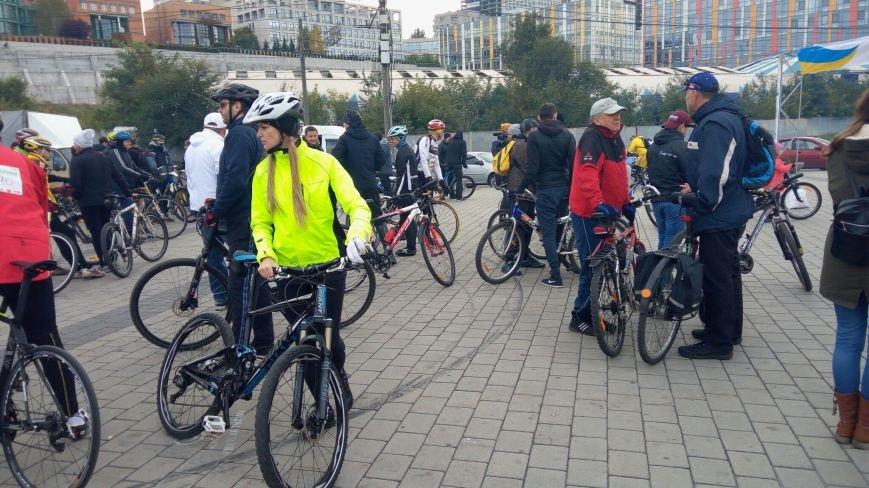 В Днепре состоялся благотворительный велопробег (ФОТО), фото-3