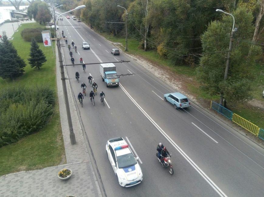 В Днепре состоялся благотворительный велопробег (ФОТО), фото-5