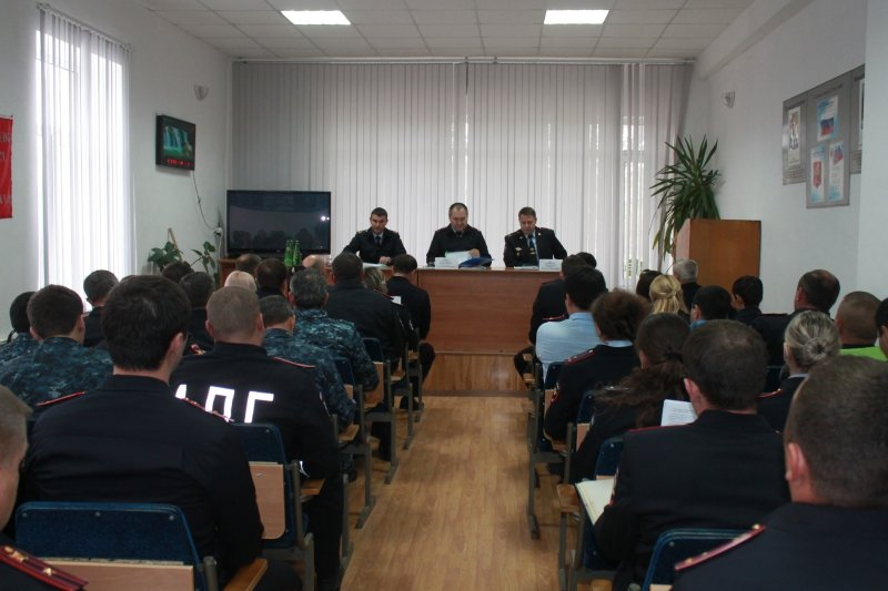 Итоги работы за 9 месяцев подвели в МВД края, фото-1