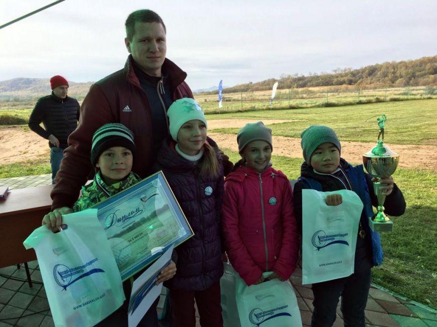 Юные гольфисты Сахалина определили лучших на осенней спартакиаде, фото-2