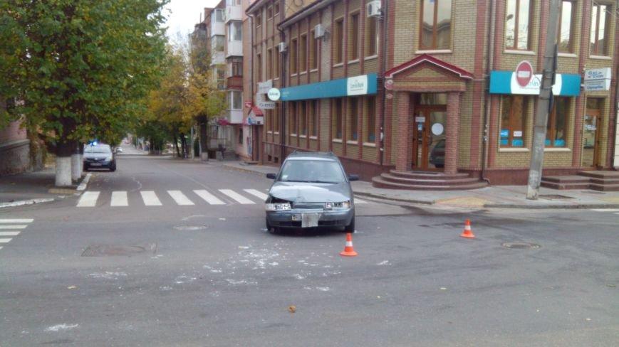 "ДТП в Кропивницком: ""ВАЗ"" перевернул микроавтобус (ФОТО), фото-4"