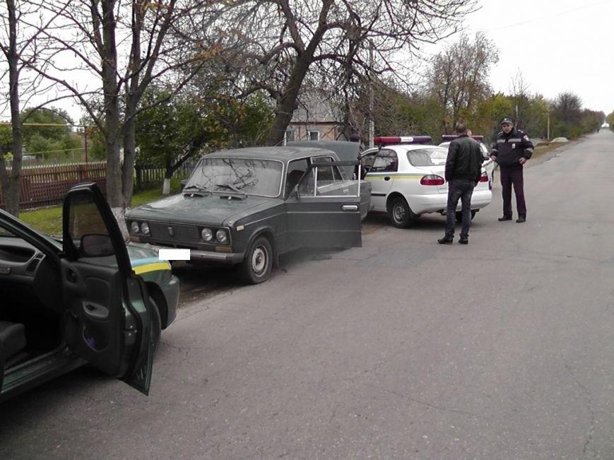 На Кировоградщине обнаружили угнанный автомобиль (ФОТО), фото-4