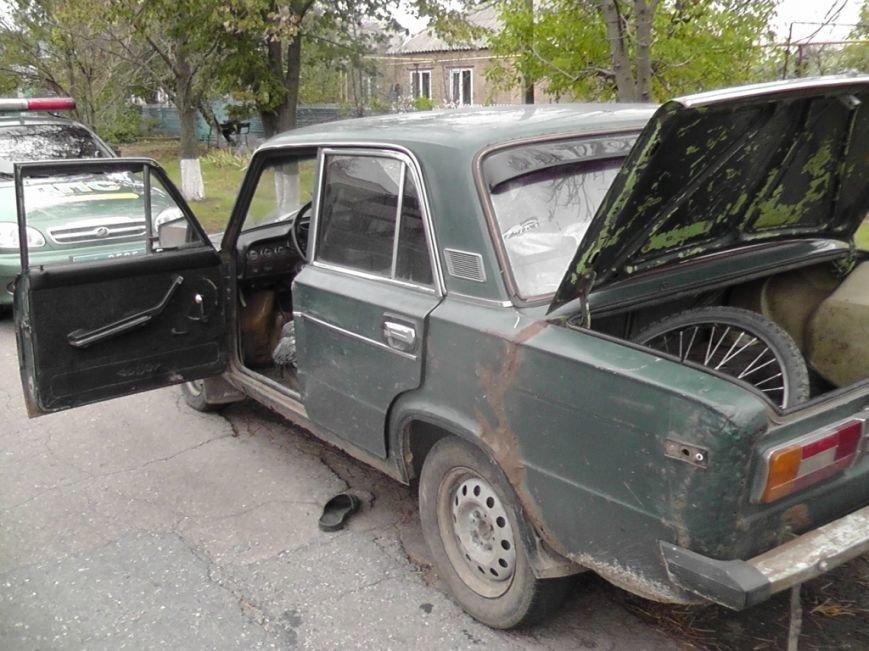 На Кировоградщине обнаружили угнанный автомобиль (ФОТО), фото-2