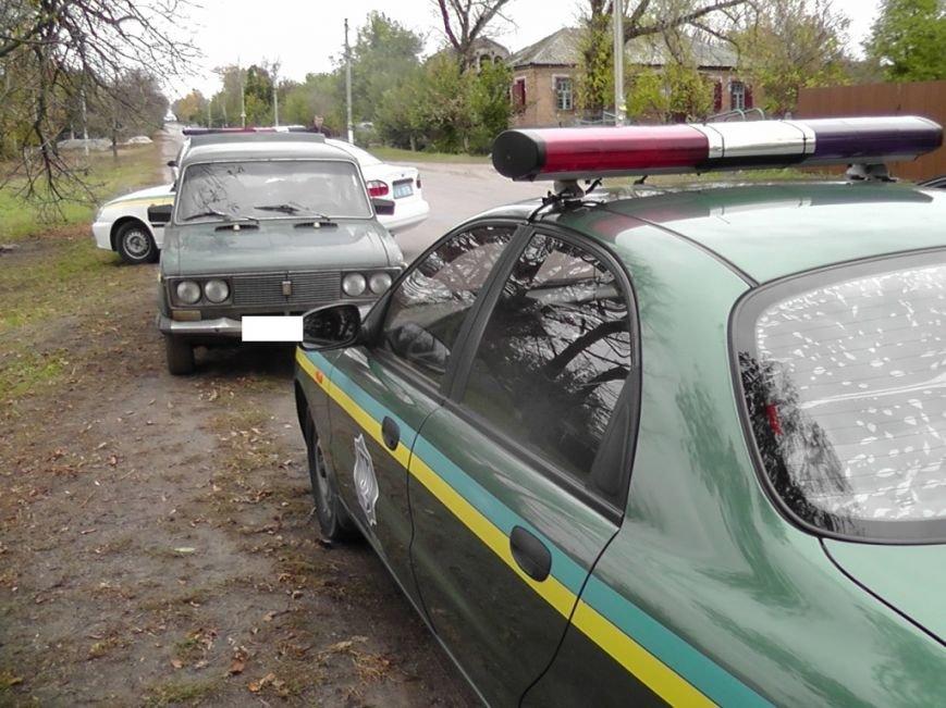 На Кировоградщине обнаружили угнанный автомобиль (ФОТО), фото-5
