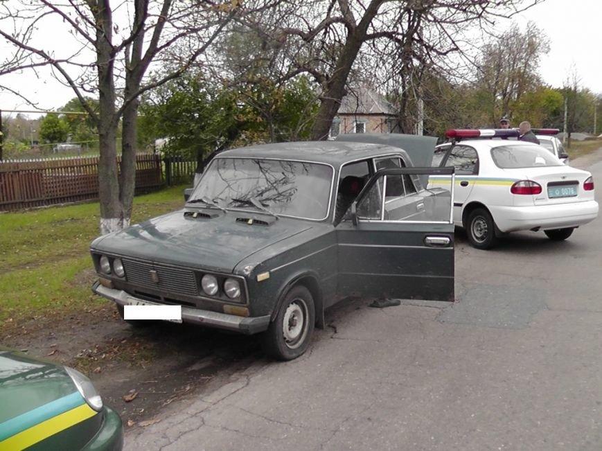 На Кировоградщине обнаружили угнанный автомобиль (ФОТО), фото-3