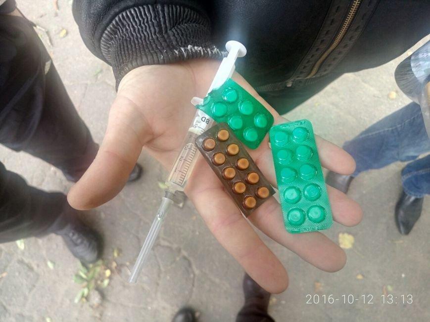 На выходных в Днепре задержали наркоторговцев (ФОТО), фото-1
