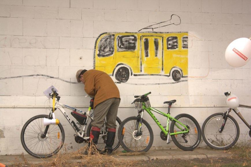 Твид, юбка-макси и кепи: в Харькове прошел костюмированный велопробег (ФОТО), фото-15