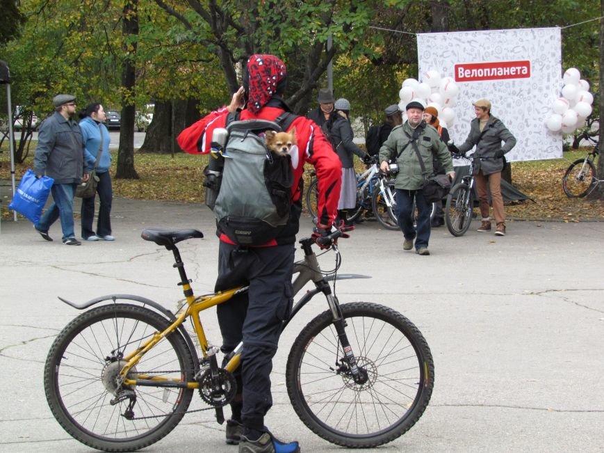 Твид, юбка-макси и кепи: в Харькове прошел костюмированный велопробег (ФОТО), фото-9