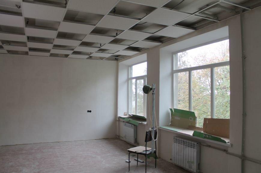В Часов Яре проходит реконструкция опорной школы (ФОТО), фото-5