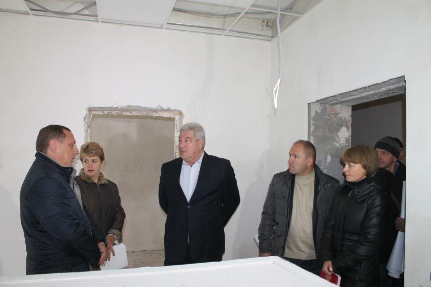 В Часов Яре проходит реконструкция опорной школы (ФОТО), фото-4
