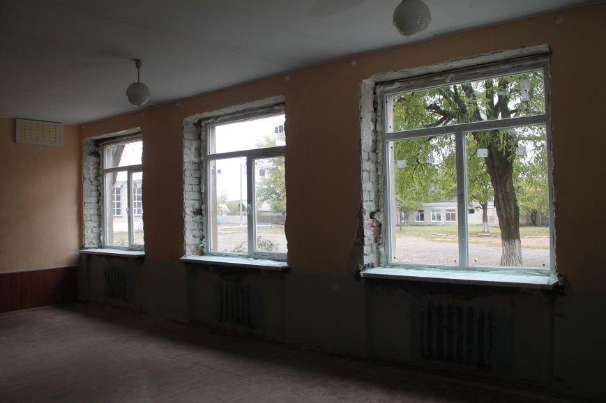 В Часов Яре проходит реконструкция опорной школы (ФОТО), фото-7