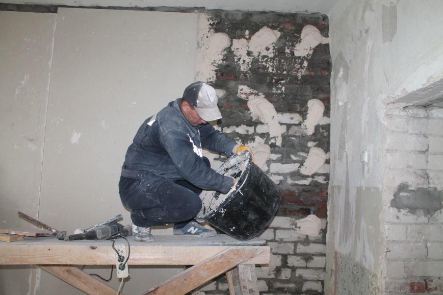 В Часов Яре проходит реконструкция опорной школы (ФОТО), фото-3