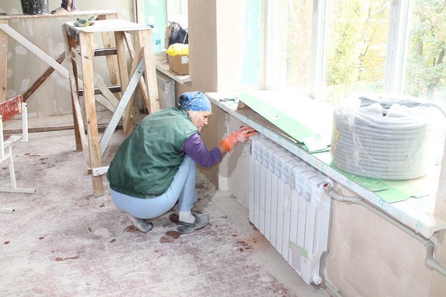 В Часов Яре проходит реконструкция опорной школы (ФОТО), фото-6