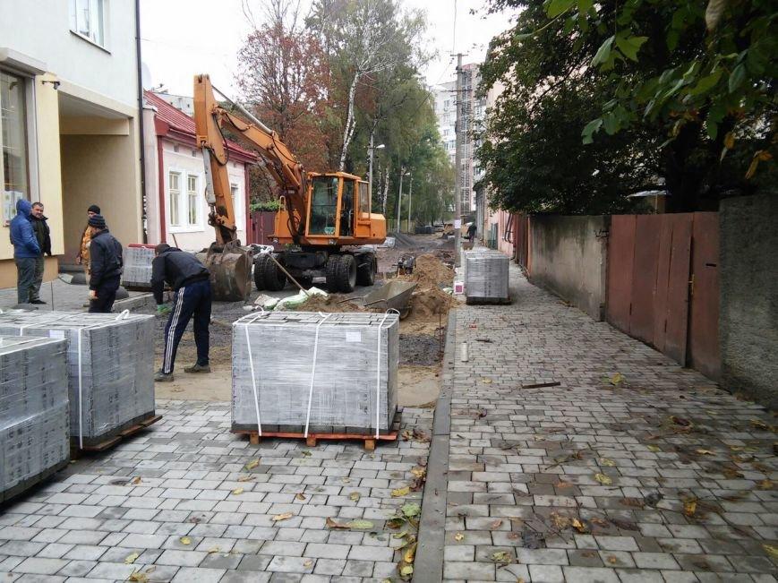 Як у Львові відбувається ремонт на вулиці Бальзака (ФОТО), фото-7