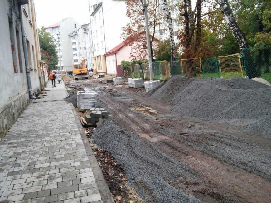 Як у Львові відбувається ремонт на вулиці Бальзака (ФОТО), фото-5