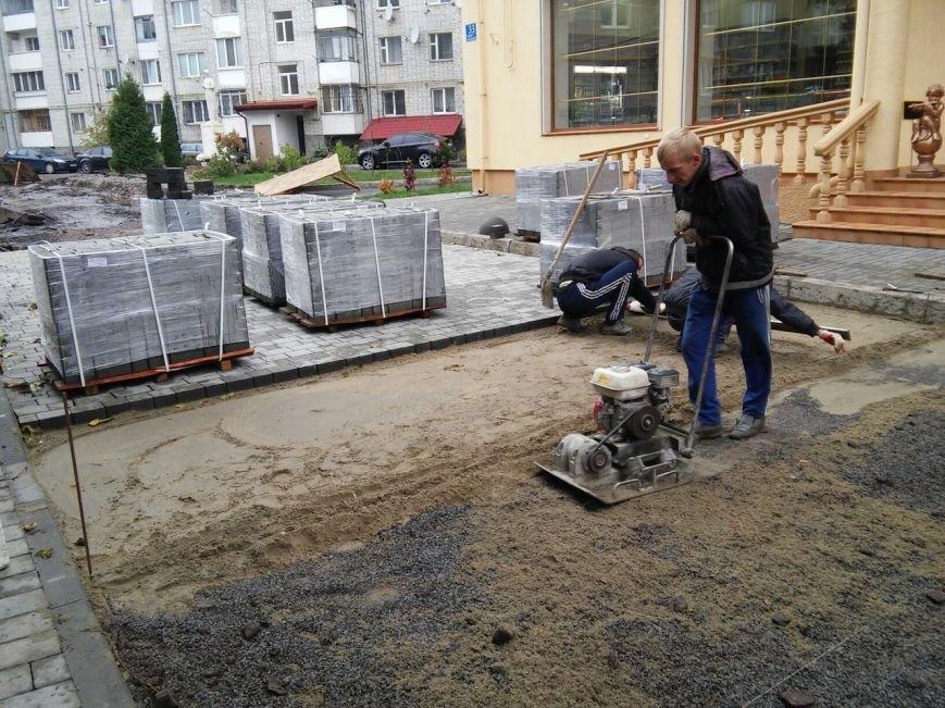 Як у Львові відбувається ремонт на вулиці Бальзака (ФОТО), фото-4