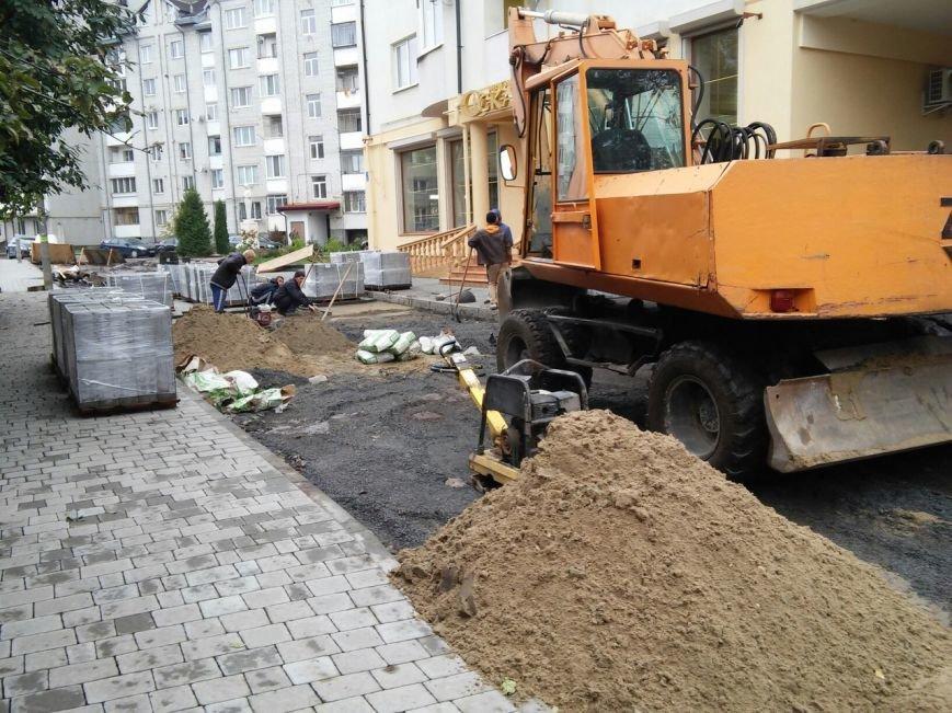 Як у Львові відбувається ремонт на вулиці Бальзака (ФОТО), фото-3