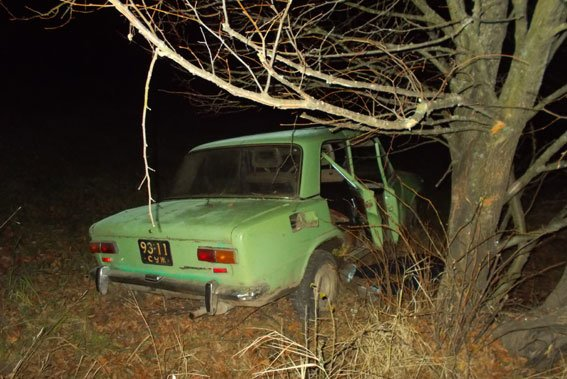 На Сумщине в ДТП погиб 20-летний пассажир автомобиля (ФОТО), фото-2