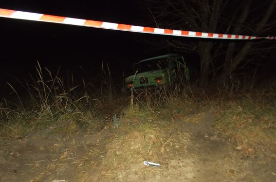 На Сумщине в ДТП погиб 20-летний пассажир автомобиля (ФОТО), фото-1