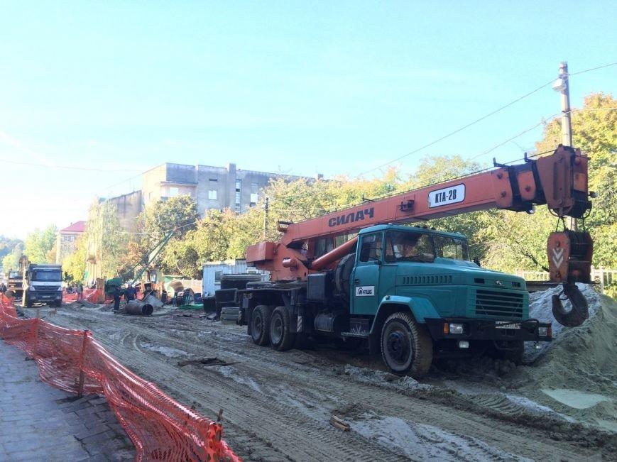 Вулицю Мечникова планують відкрити у кінці листопада (ФОТО), фото-3