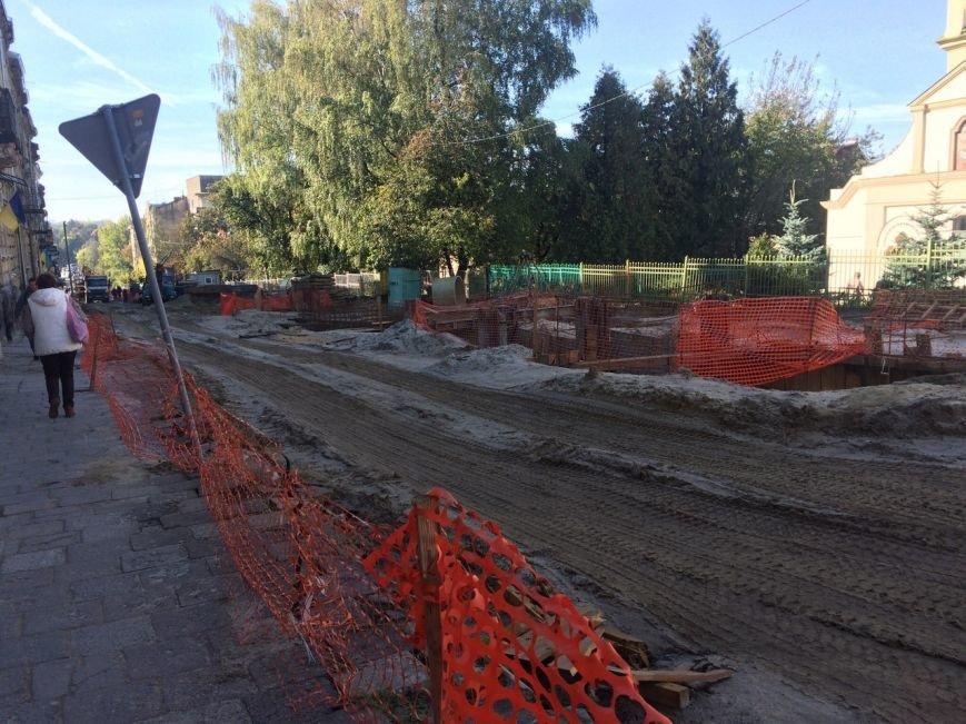 Вулицю Мечникова планують відкрити у кінці листопада (ФОТО), фото-1