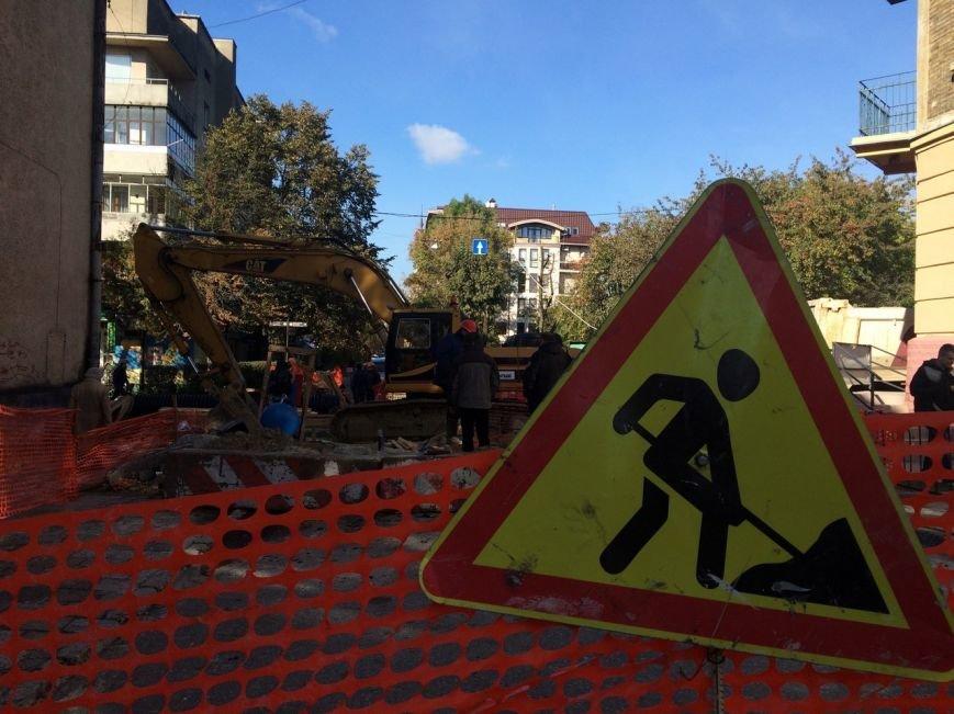 Вулицю Мечникова планують відкрити у кінці листопада (ФОТО), фото-5