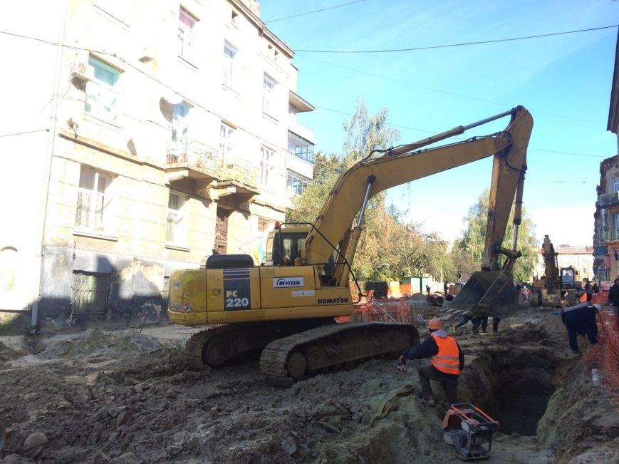 Вулицю Мечникова планують відкрити у кінці листопада (ФОТО), фото-4