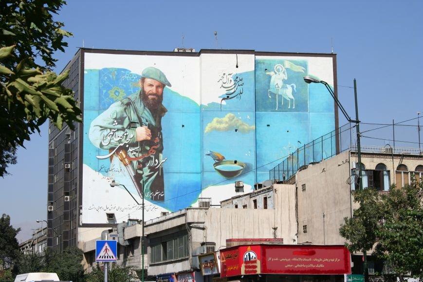 Автостопом по Ирану: о наказаниях плетью, нелегальном гостеприимстве и бараньих мозгах, фото-38