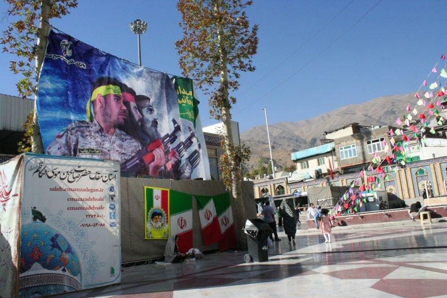 Автостопом по Ирану: о наказаниях плетью, нелегальном гостеприимстве и бараньих мозгах, фото-13