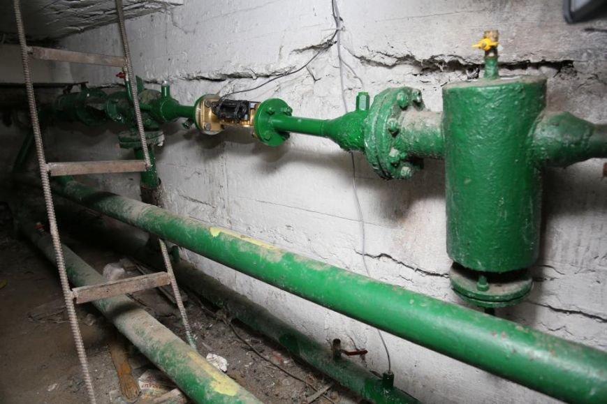 Кременчужане смогут экономить на теплоносителе: на левобережье города началась установка теплосчетчиков в домах, фото-3