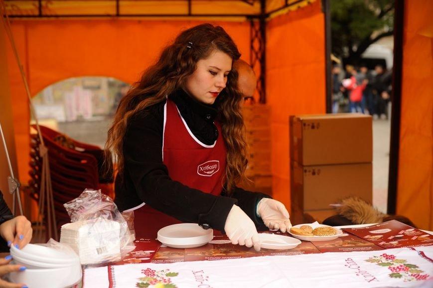 «День хлеба» в Запорожье прошел на УРА!, фото-7