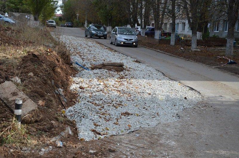 В Симферополе улицу Смольная расширят в два раза, а на ул. Ростовская сделают тротуар вдоль дороги (ФОТО), фото-1