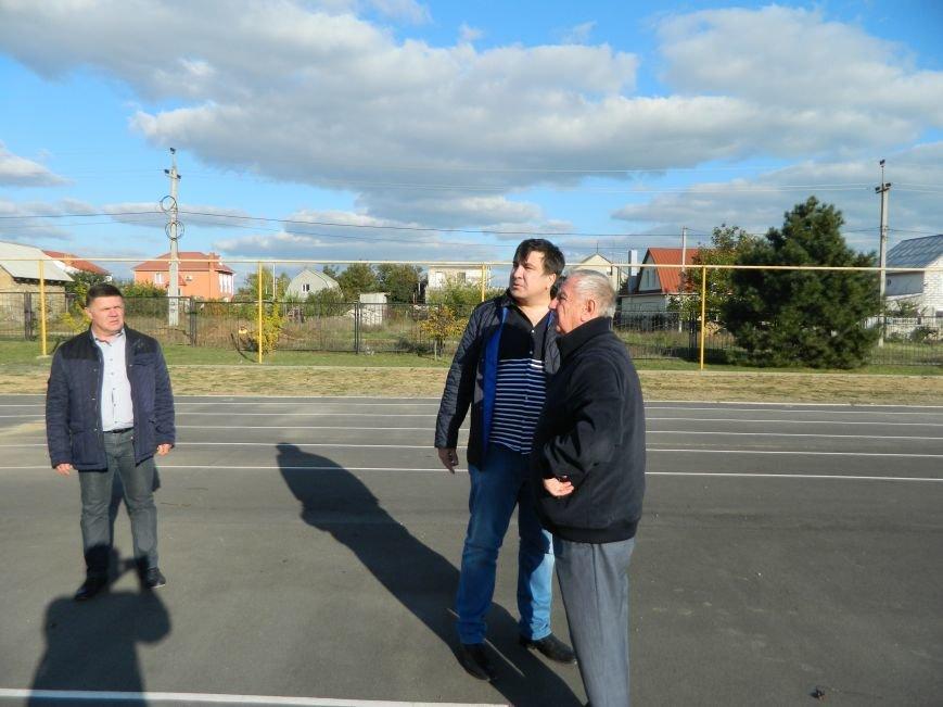 Саакашвили внезапно нагрянул в Черноморск (Фото+Видео), фото-1