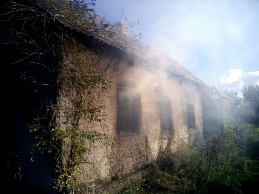 В Запорожской области во время пожара погиб мужчина, - ФОТО, фото-2