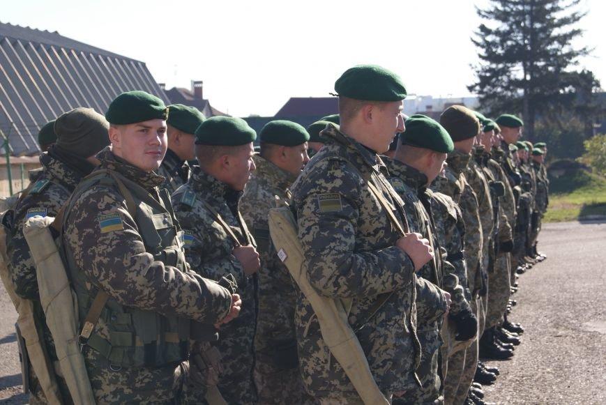 Курсанти з Хмельницька боряться з контрабандою на Буковині, фото-1