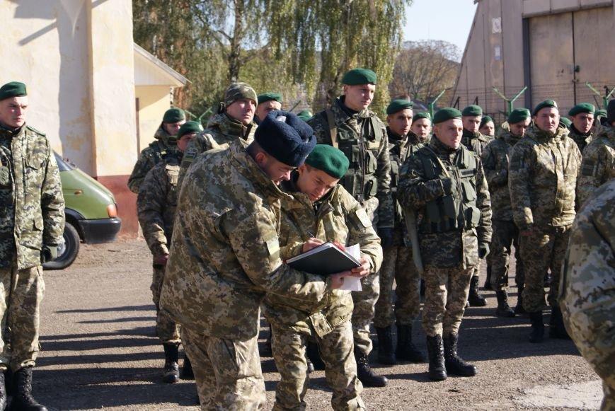 Курсанти з Хмельницька боряться з контрабандою на Буковині, фото-2