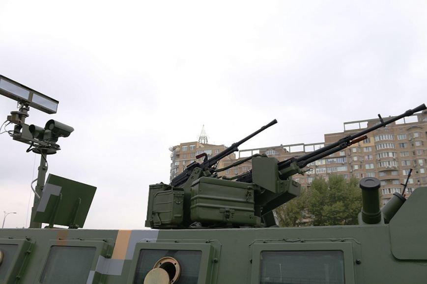 КрАЗ достойно представил свои броневики и вездеходы на выставке «Оружие и безопасность-2016» (ФОТО), фото-10