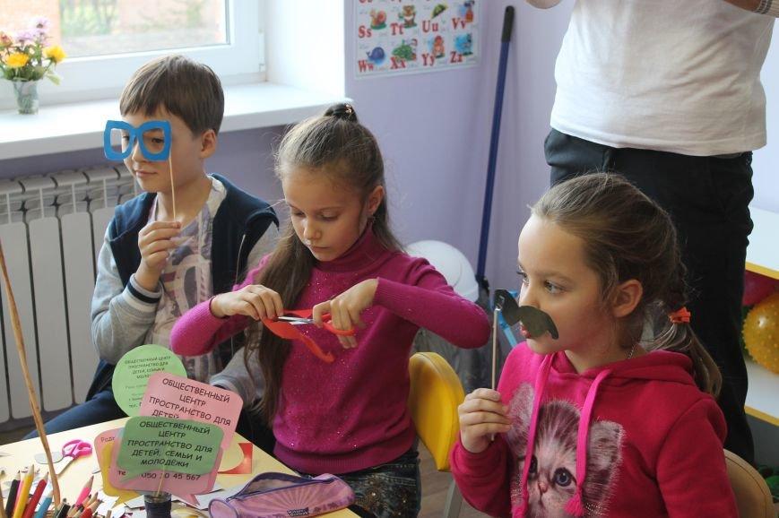 В Бахмуте сбылась мечта творческих детей, фото-7