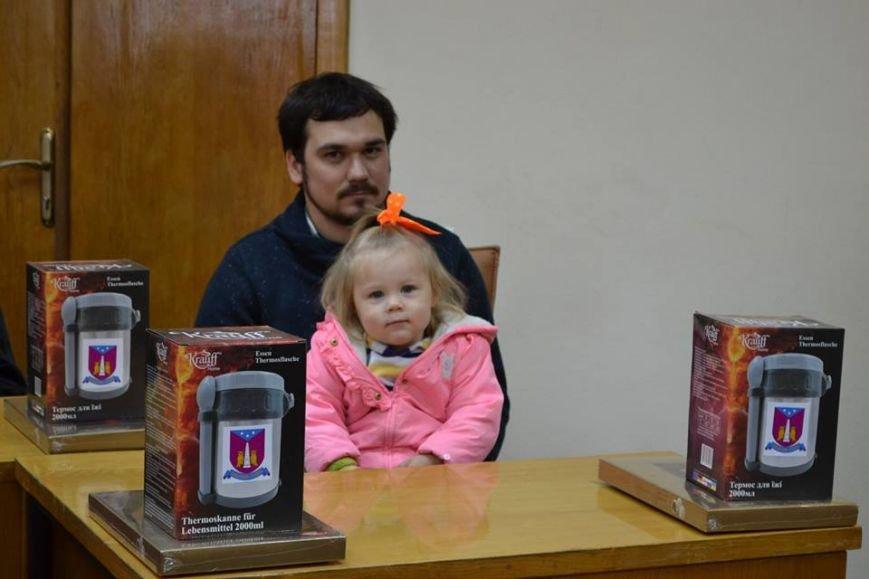 В Днепрe поздравили участников боевых действий (ФОТО), фото-2