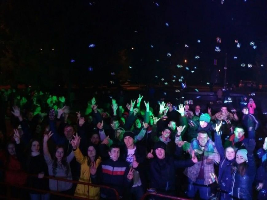 В Конотопі проходив парад діджеїв, фото-1