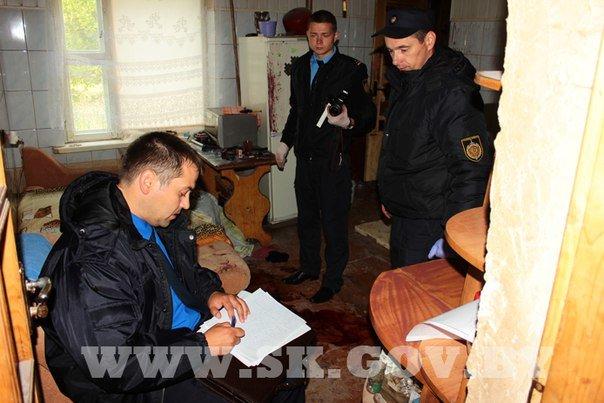 Дело о тройном убийстве на почве ревности под Сморгонью передано в гродненский суд, фото-3