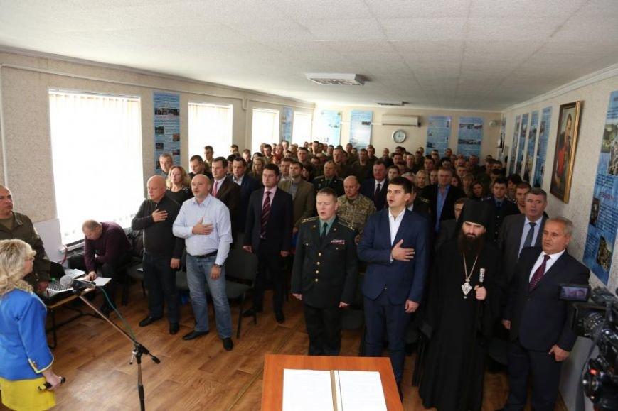 У Кременчуці військова частина 3059 відзначила 16-річчя з дня створення (ФОТО), фото-1