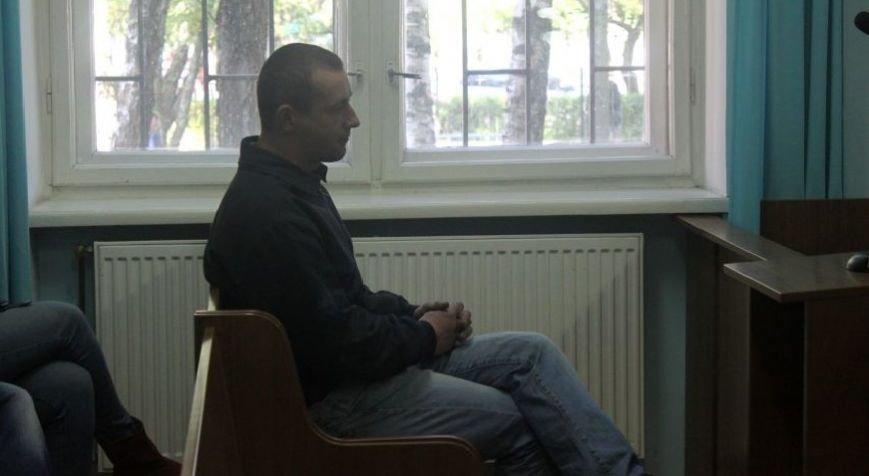 Ужгородський живодер, який жорстоко вбив собаку, сяде на 3 роки
