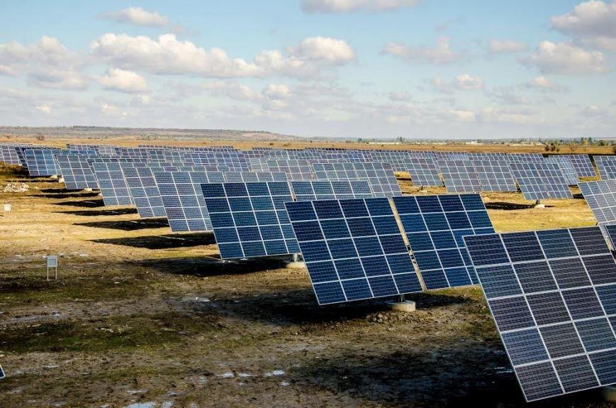 На Днепропетровщине на полную мощность заработала уникальная для Восточной Европы солнечная электростанция (ФОТО), фото-2