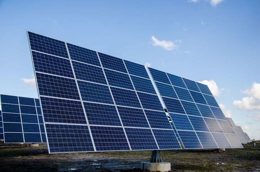 На Днепропетровщине на полную мощность заработала уникальная для Восточной Европы солнечная электростанция (ФОТО), фото-5